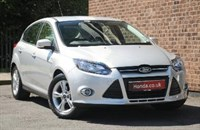 Used Ford Focus Zetec (123ps)