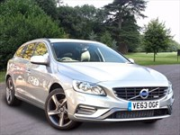 Used Volvo V60 D4 R-Design Nav