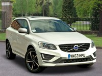 Used Volvo XC60 D5 Geartronic R-Design Lux Nav