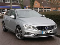 Used Volvo V60 D3 R-Design Nav