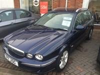 Used Jaguar X-Type SE