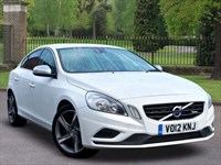 Used Volvo S60 DRIVe R-Design
