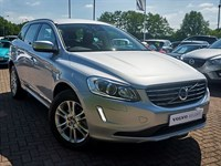 Used Volvo XC60 D5 Geartronic SE Lux