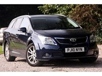 Used Toyota Avensis TR VALVEMATIC