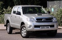 Used Toyota Hilux 2.5D-4D HL2 4WD (144bhp) Pick-Up