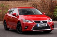 Used Lexus CT 200h 1.8 Advance