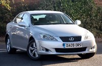 Used Lexus IS TD SE