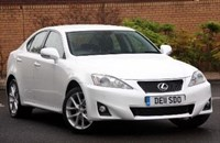 Used Lexus IS TD Advance