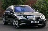 Used Mercedes S600 S CLASS L