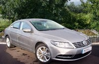 Used VW CC TDI (140PS) BMT