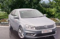 Used VW Passat TDI R-Line BlueMotion (140 PS) DSG