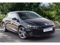 Used VW Scirocco R LINE TDI BLUEMOTION TECHNOLOGY DSG
