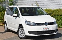 Used VW Touran SE TDI DSG
