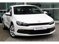 Used VW Scirocco TDI BLUEMOTION TECHNOLOGY