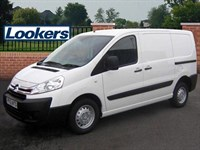 Used Citroen Dispatch 1000 HDi 90 H1 Van