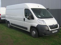 Used Citroen Relay HDi H2 Van 130ps