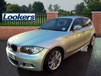Used BMW 120d 1-series M Sport 5dr