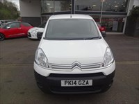 Used Citroen Berlingo HDi 625Kg LX 75ps