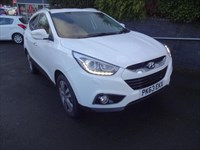 Used Hyundai ix35 CRDi Premium 5dr [Leather] 2WD