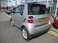 Used Smart Car Fortwo Coupe Passion 2dr Softouch Auto 84 [Luxury Pack] [2010]