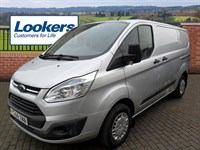 Used Ford Transit TDCi 100ps Low Roof Trend Van