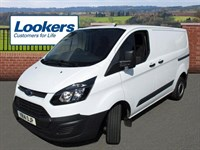 Used Ford Transit TDCi 100ps Low Roof Van