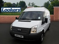 Used Ford Transit Medium Roof Van TDCi 100ps Euro 5