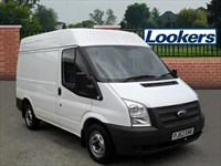 Used Ford Transit Medium Roof Van TDCi 100ps