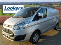 Used Ford Transit TDCi 125ps Low Roof Limited Van