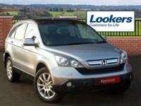 Used Honda CR-V i-VTEC EX 5dr Auto