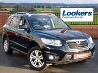 Used Hyundai Santa Fe CRDi Premium 5dr [5 Seats]