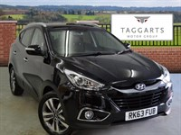 Used Hyundai ix35 CRDi Premium 5dr [Leather]