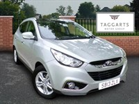 Used Hyundai ix35 CRDi Premium 5dr [Media Pack] 2WD