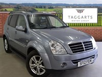 Used Ssangyong Rexton 270 EX 5dr Tip Auto