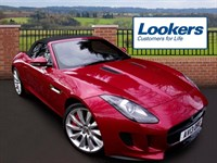 Used Jaguar F-Type Supercharged V6 S 2dr Auto