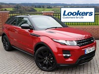Used Land Rover Range Rover Evoque SD4 Dynamic 3dr Auto [Plus pack]