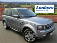 Used Land Rover Range Rover Sport SDV6 HSE 5dr Auto