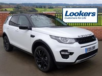 Used Land Rover Discovery Sport SD4 HSE Luxury 5dr Auto