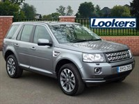 Used Land Rover Freelander SD4 HSE LUX 5dr Auto