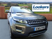 Used Land Rover Range Rover Evoque SD4 Pure 5dr Auto [9] [Tech Pack]