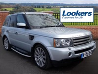 Used Land Rover Range Rover Sport TDV6 HSE 5dr Auto