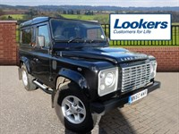 Used Land Rover Defender XS Station Wagon TDCi