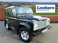 Used Land Rover Defender County Station Wagon TDCi [2.2]