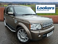 Used Land Rover Discovery SDV6 HSE 5dr Auto