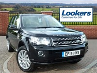 Used Land Rover Freelander TD4 SE Tech 5dr