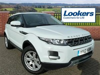 Used Land Rover Range Rover Evoque eD4 Pure 5dr 2WD