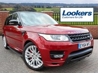 Used Land Rover Range Rover Sport SDV8 Autobiography Dynamic 5dr Auto