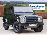 Used Land Rover Defender XS Utility Wagon TDCi [2.2]