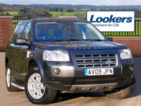 Used Land Rover Freelander Td4 e XS [Nav] 5dr