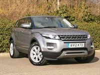 Used Land Rover Range Rover SD4 Pure 5dr Auto [Tech Pack]